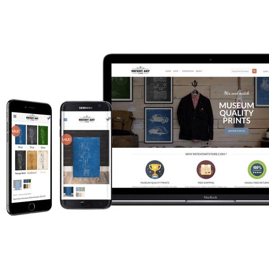 PatentArtStore.com